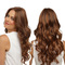 Premium wigs curly long hair for women wigs hair wigs for ladies 20inch synthetic hair light brown 25inch