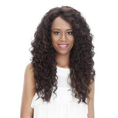 Premium Corn hot hair Black women wigs long curly hair Synthetic wigs for Africa women wigs ladies black 25 inch