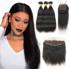 Premium humen hair long straight black women human wigs hair long ladies human hair long natural black 8 inch