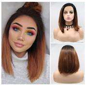 lace front short wigs