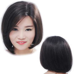 Premium 11 inches human short bob wig hair for women short wigs human hair short bob hair straight natural black 30cm