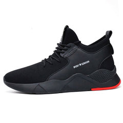 19 new Men Fashion Leisure Breathable Non-slip Wear Resistant Sports Shoes Photo color 39