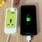 Outdoor Indoor Charging Station with 2 Port USB Charger US Plug Power Socket 1.5m Power Cable Green One size