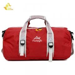 Unisex Nylon Folding Ultra Light Water Resistant Handbag Shoulder Sling Bag Red One size
