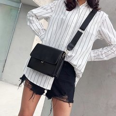 [Product video viewing] Fashion lady business style shoulder bag black one size