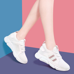 New cloth shoes women's shoes outdoor sports shoes white 36