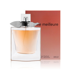 JEAN MISS Women Brand Fragrance Lasting For Female Perfumed Natural Lady french perfume 75ml