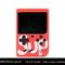 Gamepad Console Retro Classic Sup Portable Video Handheld Game Machine Built-in 400 Classic Game Red without gamepad