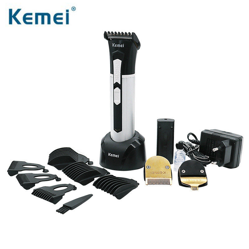 KEMEI KM 3007 3 IN 1 Professional Rechargeable Electric Hair Trimmer Hair  Clipper Professional one color one size  Product No  10837270. Item  specifics ... 1a7d60fc22
