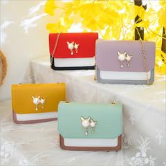 New Women Pearl Messenger Shoulder Handbags Casual Leather Crossbody Bags Evening Bag Clutch Bag red 18cm x 13cm x 5cm