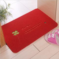 40*60CM Multicolor Rugs Bedroom Kitchen Doormat Bathroom Toilet Feet Mat Non- Slip Carpet red 40cm x 60cm