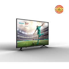 HISENSE 43A6100UW - 43'' - 4K Ultra HD Smart TV Black 43