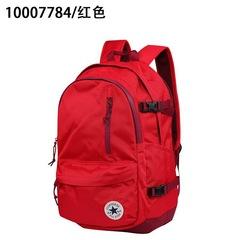 Genuine Converse classical Men&Women Backpack Sports bag schoolbag red 31*13*46