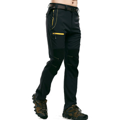 Trekking Camping Senderismo pants spring/summer athletic pants for men black 3xl