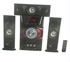 Ampex F53 3.1 Channel SUBWOOFER - BT/USB/SD/FM DIGITAL black 15000W PMPO F53