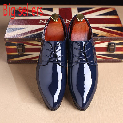 Casual Leather Shoes Mens Dress Shoes Mens And Young Mens Real Leather Shoes Summer 2019