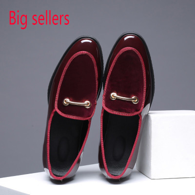 Men's Shoes One-legged Foot Casual Shoes Men New Varieties Are Introduced One After Another