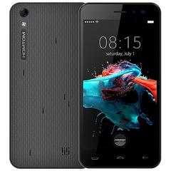 HT 16, 1GB RAM + 8GB ROM (Dual SIM), Black black
