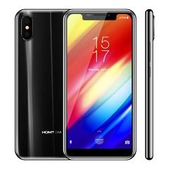 HOMTOM H10 Smart Phone 4GB+64GB 5.85 inch Android 8.1 3500mAh black