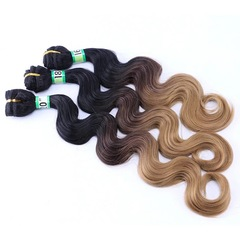 100% Heat Resistant Fiber BodyT1B427 Synthetic Wigs Hair Women's Wigs 16/18/20inch t1b427 20inch