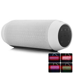 Akkord BQ-615 Multi-function Wireless Bluetooth Sound Speaker Built-in FM Radio White One size