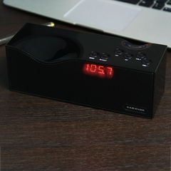 Sardine B1 Bluetooth V2.1 + EDR Stereo Speaker Hands Free LED Display Black One Size
