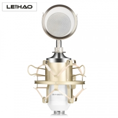 ( Buy 1 Get 2 Gifts). BM - 8000 Professional Sound Studio Recording Condenser Microphone White One size none
