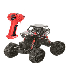 Snow climbing off-road four-wheel drive high-speed wireless remote control car 192EHred 29*19*15