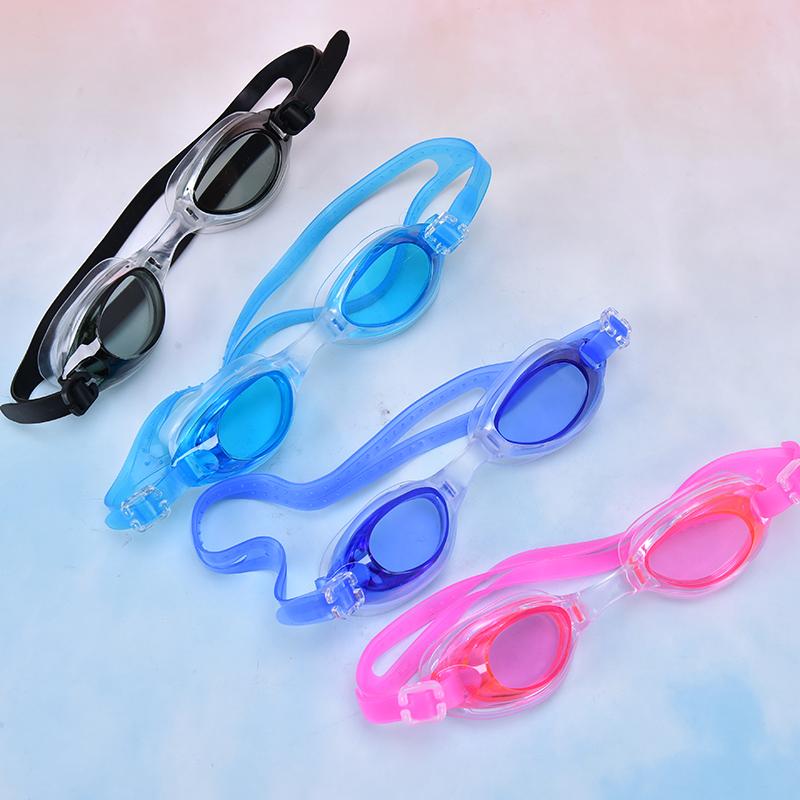 7294272b607 FE Adjustable Anti Fog Waterproof Swimming Goggles For Kids Child ...