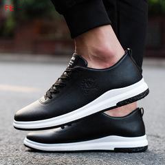 Mens Shoes White Shoes Man Casual Shoes Fashion Sports Shoes Male Lazy Shoes Driving Shoes black 39