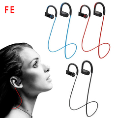 [2019 Mobile Week] Wireless Bluetooth Earphone Sport Running headphone Headset with micr for phone black
