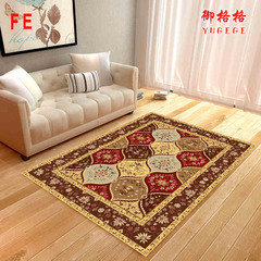 FE NEW Nordic Style Printed Carpet European Classical Style For Living Room Bedroom Colorful 1 40*60cm