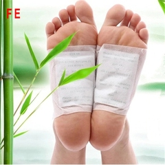 60pcs Body Detox Foot Patch Feet Care Detoxifying Foot Patches Pads Improve Sleeping Slim as picture