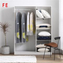 FE Nice Clothing Covers Transparent Clothing Dust Cover Dust Bag Suit Bag Clothing Cover Dust Cover as shown - 60*120cm