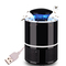 Mosquito Killer Lamps LED USB Electric Lamp Home Bug Zapper Mosquito Killer Insect Trap Lamp Black as picture