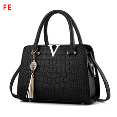 Women Handbag Women's Bags Fashion Marvelous Ladies Handbag Women Bags for Ladies black 28CM*12CM*20CM