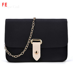 Women's Bags Fashion Designer Chain Crossbody Bags Women Luxury Handbag Women Handbag black normal