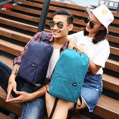 XiaoMi/Mi Colorful Backpack Travel Outdoor Backpack Sports Backpack School Bag Backpack dark blue 10L