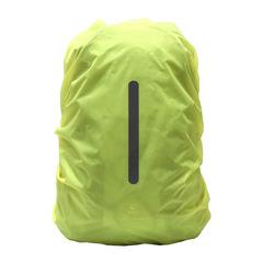 Waterproof Dustproof Rain Cover Professional Backpack Rainproof Cover Camping Hiking Bag Cover green L-(45L-55L)
