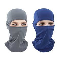 Motorcycle Face Mask Moto Mascara Balaclava Windproof Summer Shield Cycling MotorBike dark grey