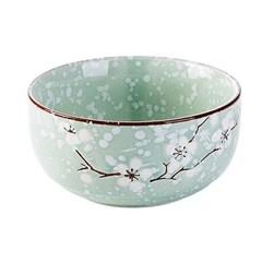 2est Daily Ceramic bowl home Japan bowl soup container white 11.3cm*5.8cm