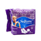 Softcare Sanitary Pad Breathable Cotton 285mm-10 Pads per Packet​ purple