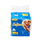 SOFTCARE Diaper Gold, Medium 6-9Kgs,Count 9 For baby blue M9(6-9kgs)