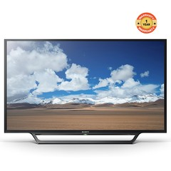 Sony LED TV Smart - Model KDL-32W600D black 32
