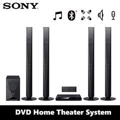 Sony DAV-DZ950 - 5.1Ch DVD Home Theater System Bluetooth hometheater black