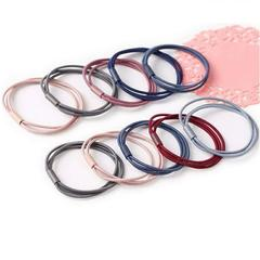 Women's fashion hair band hair rope hair clips accessories random 24 Pcs 1pcs random