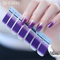4pcs Fashion Full Cover Polish Packaging Adhesive Paper Nail Art Pregnant Woman Manicure Tools 1032 *4pcs