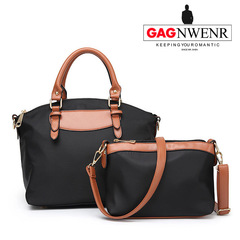 GAGNWENR Women Handbags Shoulder  bags  Fashion ladies Messenger  Crossbody   tote  Bags  Low  Price black 29cm*16cm*26cm