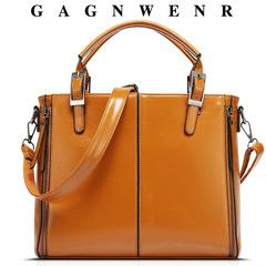 GAGNWENR Women Handbags Shoulder  bags  Fashion ladies Messenger  Crossbody   tote  Bags  Low  Price brown 30cm*12cm*35cm