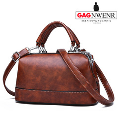 GAGNWENR Women Handbags Shoulder  bags  Fashion ladies Messenger  Crossbody   tote  Bags  Low  Price Khaki 27cm*14cm*16cm